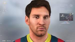 Lionel Messi Halloween Costume Size Lionel Messi Avatar Ea Fifa 14