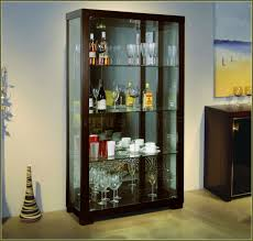 glass curio cabinets ikea home design ideas