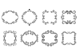 cartouche free vector art 6219 free downloads
