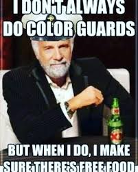 Color Guard Memes - images about drillmeme tag on instagram