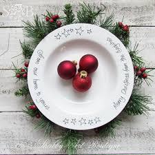 christmas plate christmas sharpie plates debbiedoos