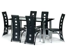 table and 6 chair set kitchen tables with 6 chairs glass dining sets 6 chairs new kitchen