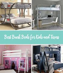Amazon Com Bunk Bed All In 1 Loft With Trundle Desk Chest Closet by Best Bunk Beds For Kids And Teens Including One For Only 300