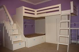 Bunk Beds  Low Loft Bed With Desk Bunk Beds With Desks Under Them - Ikea bunk beds with desk