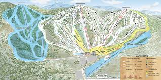 Mt Snow Trail Map Ragged Mountain Resort Premier New England Skiing