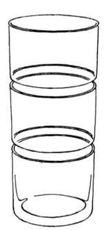 disegni bicchieri disegno di bicchiere da colorare disegni da colorare e stare