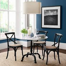 side chairs for dining room bistro side chair williams sonoma