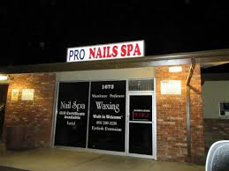 pro nails spa 1673 royal ave simi valley ca manicurists mapquest