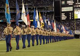 San Diego Chargers Flag San Diego Service Members Attend 26th Annual Salute To The