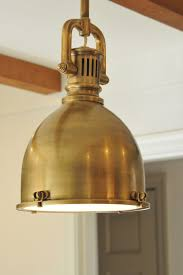 Pendant Lights For Kitchen by Best 25 Brass Pendant Light Ideas On Pinterest Brass Pendant