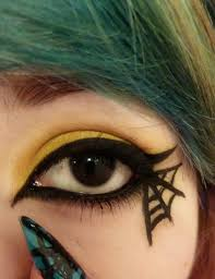 Spider Makeup Halloween by Halloween Spider Eye By Skittledizzel On Deviantart