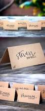 thanksgiving name tags place card wedding decor ideas wedding place cards tent fold