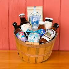 maine gift baskets maine gift baskets shop wallingford farm on line