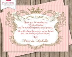 printable thank you cards princess disney princess thank you card printable princess birthday