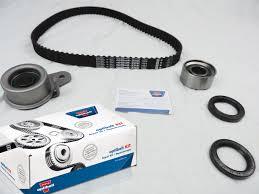 optibelt timing belt tensioner kit for hyundai excel x3 94 1998