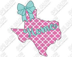 eps format vs jpeg texas state home quatrefoil pattern with bow shirt decal cutting