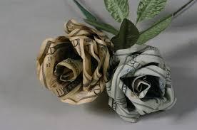cara membuat origami bunga dari uang kertas cara membuat origami bunga mawar dari uang kertas yang mudah dan