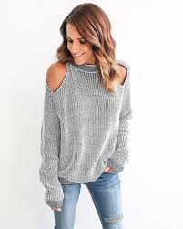 cold shoulder sweaters preorder chill zone cold shoulder sweater cool clothes