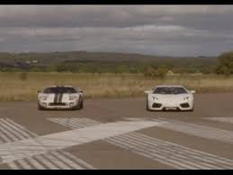 ford gt vs lamborghini murcielago ultra hd 4k race ford gt kompressor vs lamborghini aventador lp700