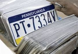 Pa Vanity Plates Many Fees For Pa Vehicles Set To Rise On April 1 Pittsburgh