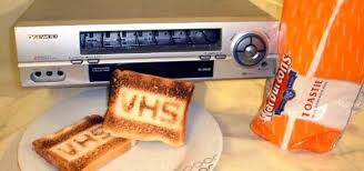How To Make Toast In Toaster Oven Make Toast Cooler By Modding A Vhs Player Into A Working Toaster