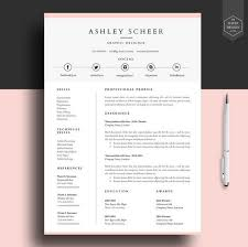 Professional Resume Cv Template 25 Best Resume Templates Images On Cv Template