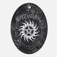 supernatural ornaments cbaarch cbaarch