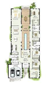 floor plans for 4 bedroom houses blueprints 4 bedroom house lkc1 club