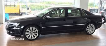 volkswagen phaeton 2014 volkswagen phaeton 4 2 v8 on display at glenmarie showroom