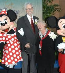 voice mickey mouse married voice minnie mouse