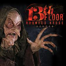 13th floor haunted house youtube