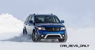 Dodge Journey Colors - 2015 dodge journey crossroad awd review