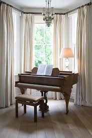 bay window curtains for living room christmas lights decoration 1000 ideas about bay window curtains on pinterest bay window curtain rod window