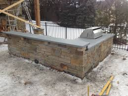 Outdoor Kitchen Construction Outdoor Kitchen And Bar Jeff Timm Com