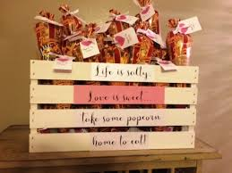 popcorn sayings for wedding popcorn favor its