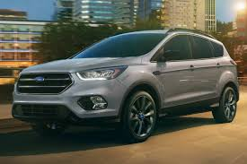 2018 ford escape se suv model highlights ford com
