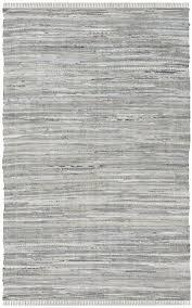 Stripe Area Rug Beachcrest Home Havelock Striped Contemporary Woven Gray Area