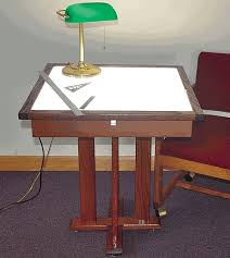 Lighted Drafting Table Light Table Cutting Mats Net Drafting Tools Drawing Supplies
