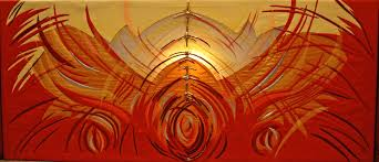 explore and express images of pentecost