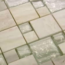 Best KITCHEN SPLASHBACKS Images On Pinterest Kitchen - Square tile backsplash
