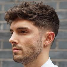low tapered haircuts for men 21 short sides long top haircuts 2018 men s haircuts