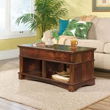 sauder coffee and end tables harbor view lift top coffee table 422269 sauder