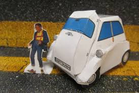 bmw build your car build your own paper bmw isetta 300 urkel not included the