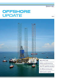 dnv gl offshore update issue 2017 by dnv gl issuu