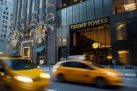 u s military rents space in trump tower despite trump u0027s absence