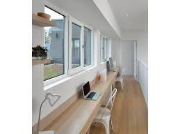 Custom Living Room Cabinets Toronto Glass Wall Contemporary Design White Walls Open Stairs Staircase
