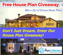Free Home Plan Free House Plan Giveaway Win A Set Of Dream Home Plans