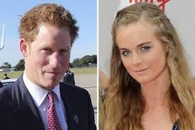prince harry s girl friend who is cressida bonas profile of prince harry s girlfriend mirror