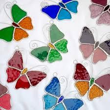 best 25 glass butterfly ideas on butterflies