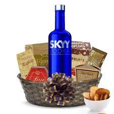 gift baskets online buy vodka gift baskets online vodka gift
